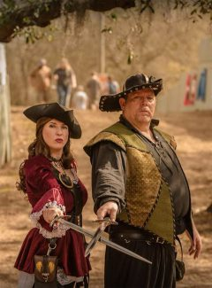 The Nature of Mercy at the West Virginia Renaissance Festival