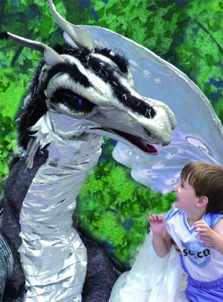 Dragon Scales and Faerie Tales at the West Virginia Ren Fest