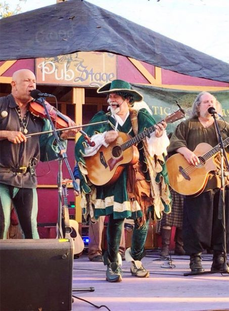 Celtic Mayhem at the West Virginia Ren Fest