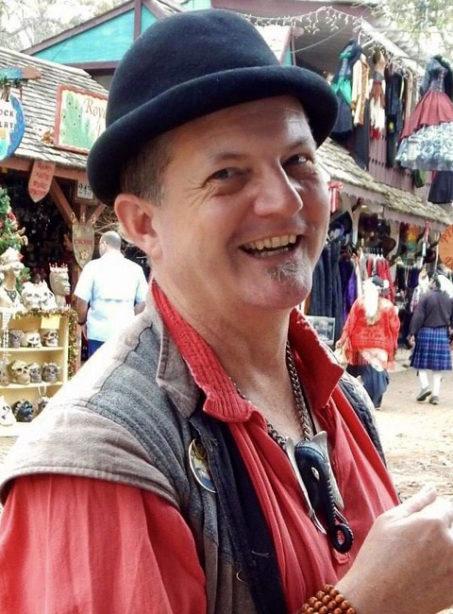 Jim Mackenzie — Comedian with mad skills